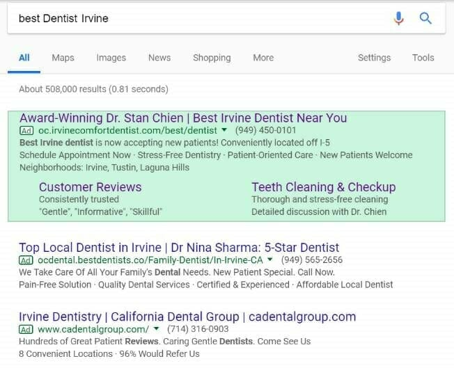 YoYoFuMedia Dental Marketing-Google Search Engine Marketing