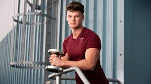 The owner of Gymshark : Ben Francis