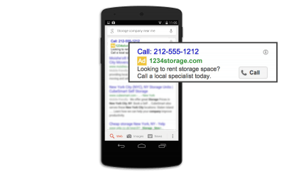 Mobile ad extensions a successful google ads text ad
