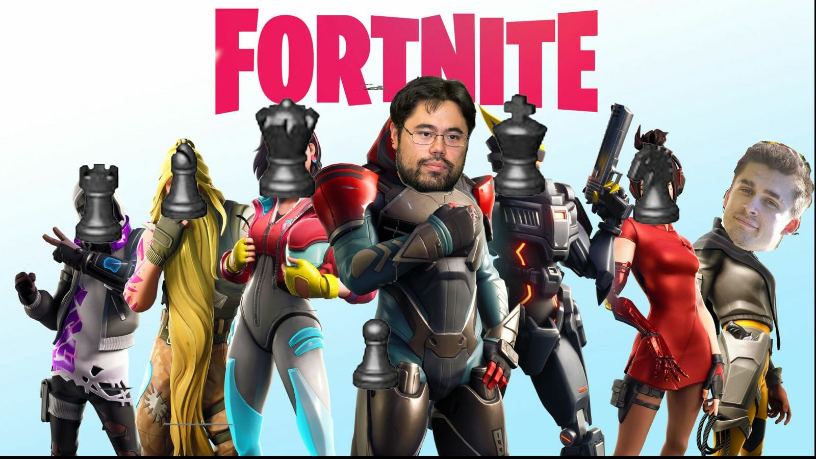 Is chess the new fortnite?