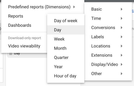 Google Ads Bid Modifiers