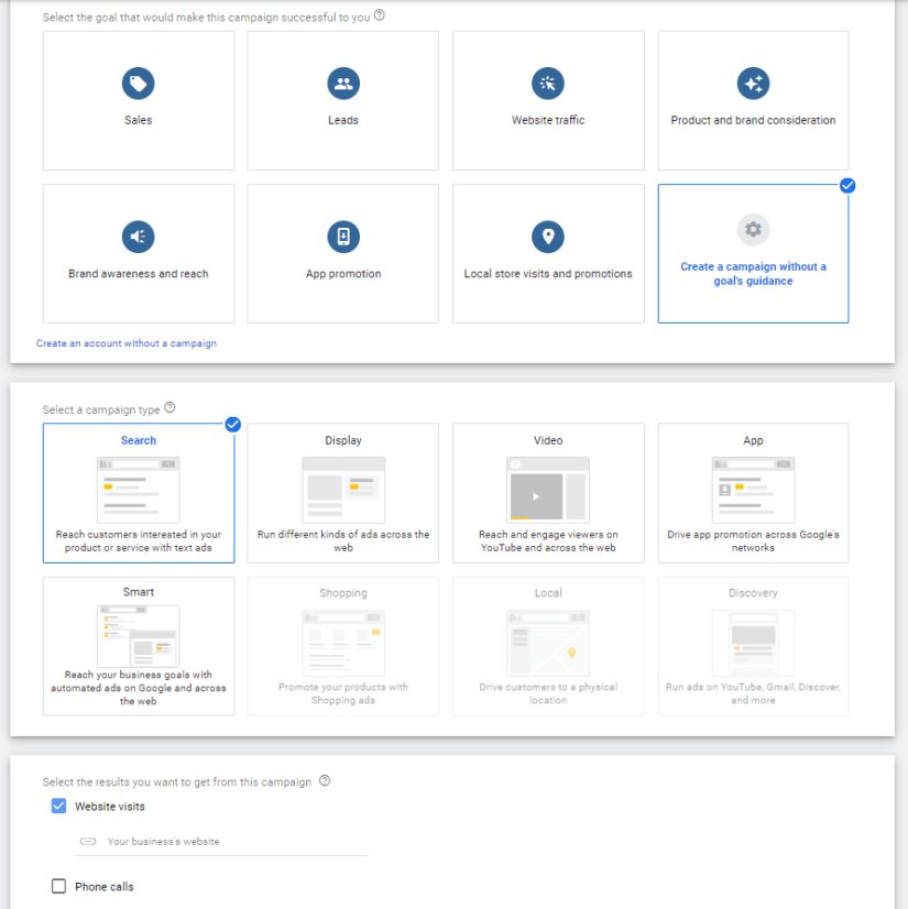 First PPC steps