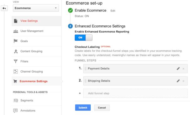enhanced-ecommerce-settings-checkout