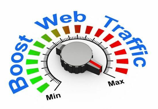Increasing Web Traffic using SEO