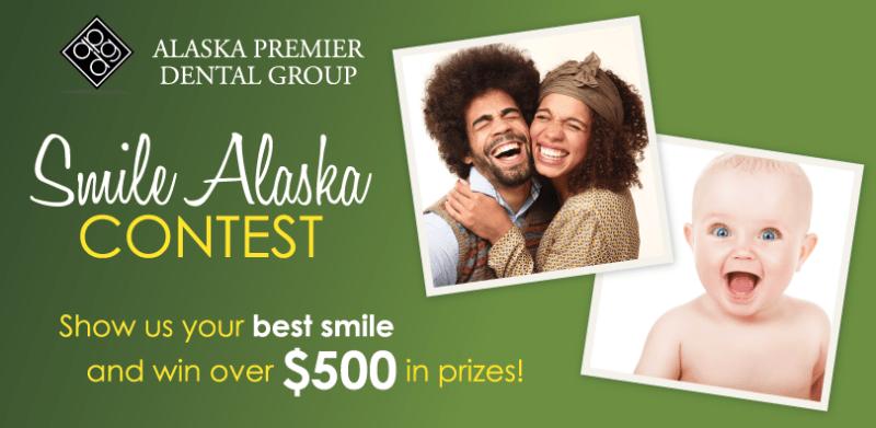 dental social media ideas smile giveaway