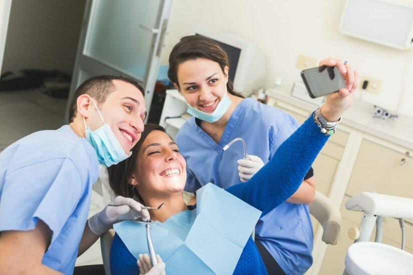 Instagram Posts for Dentists