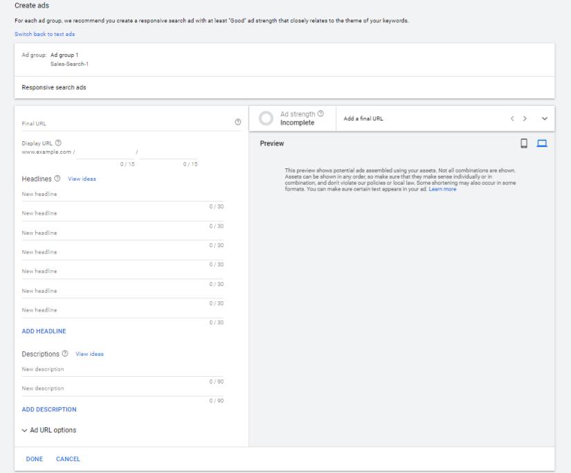 PPC Confirmation