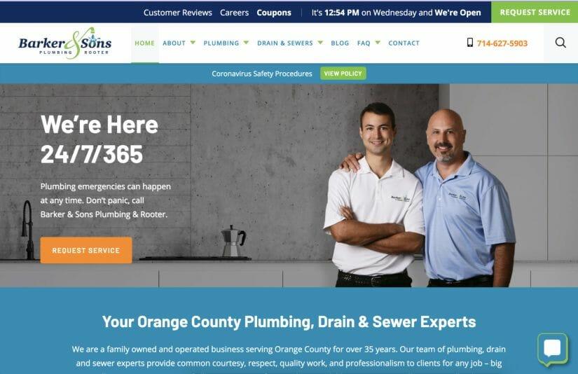 landing-page-plumber