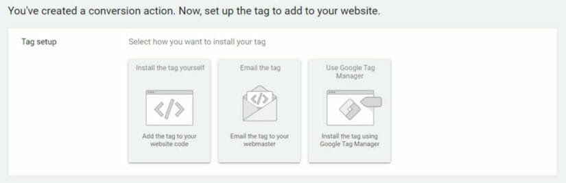 Method of adding the tags to your gym site
