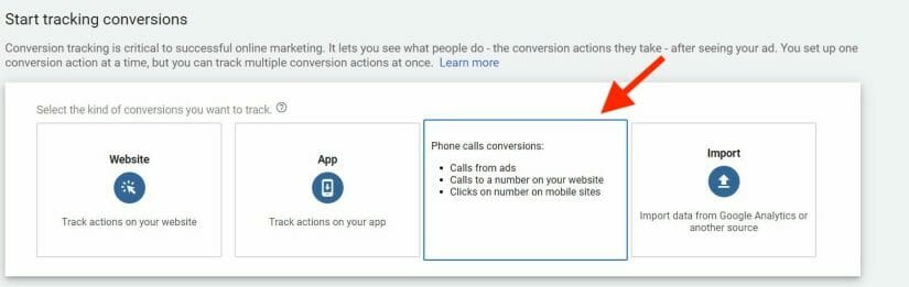 Start Tracking Your Conversions for your Google Ads for Pest Control Campaign