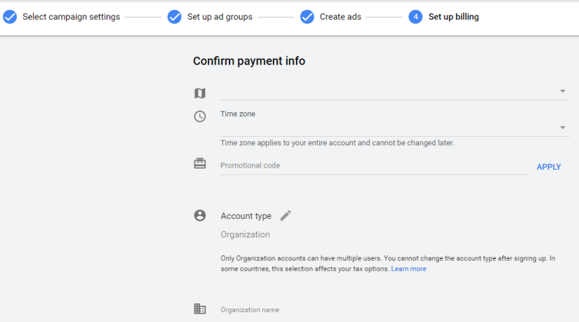 confirm your payment info for wedding dj