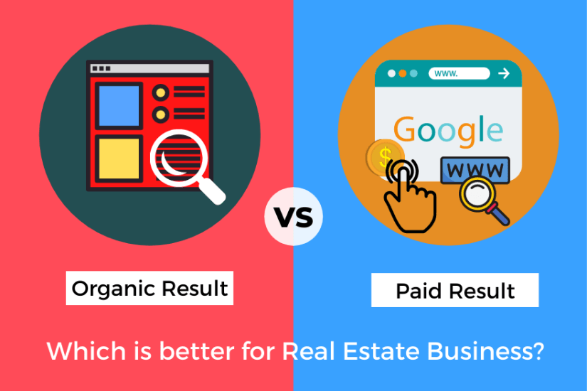 SEO-vs-Google-ads-Which is better for Real Estate Business to increase leads